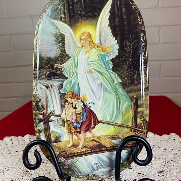 Vintage 1995 Behuteter Heimweg Guardian Angel
